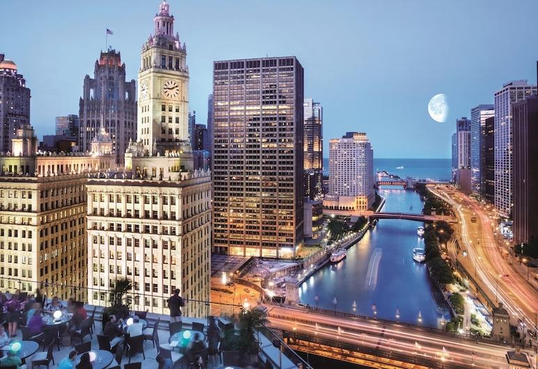 芝加哥特朗普國際酒店大廈, Chicago, 陽台