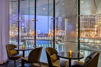 Chicago bölgesindeki Trump International Hotel & Tower Chicago resmi