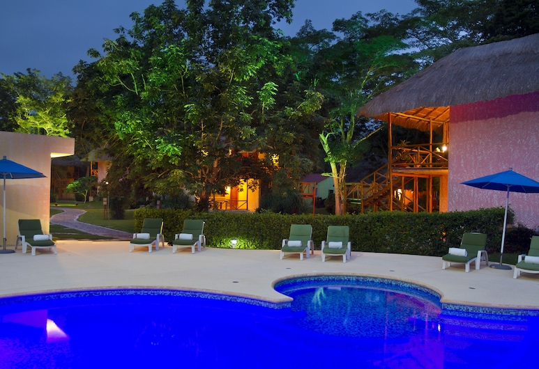 Chicanná Ecovillage Resort, Calakmul, Pool