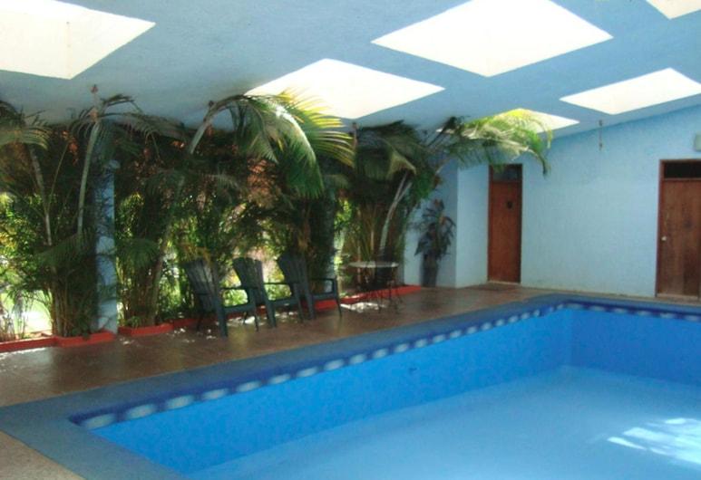 فندق بلازا زاكاتيكاس, غوادالوبي, حمام سباحة