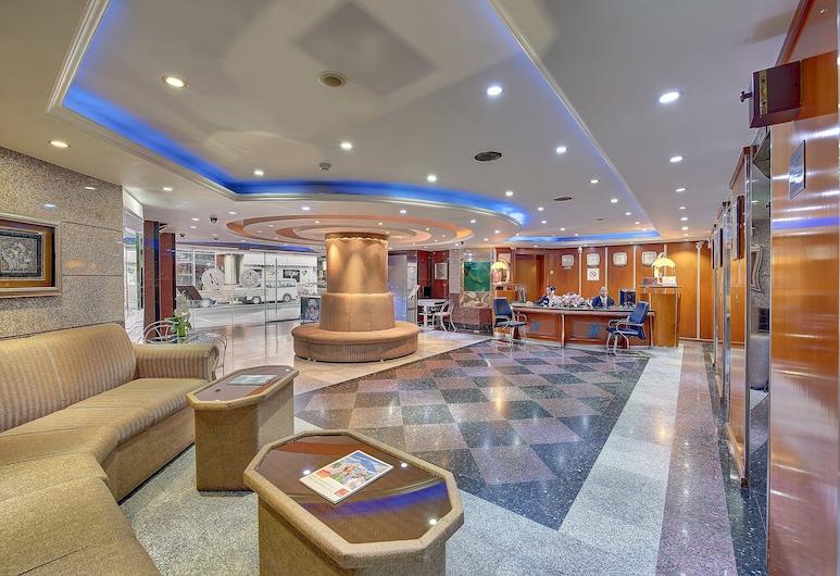 Nihal Hotel, Dubai, Lobby Sitting Area