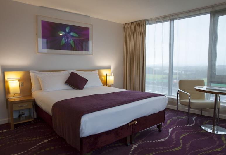 The Louis Fitzgerald Hotel, Дублін, Стандартний двомісний номер, Номер