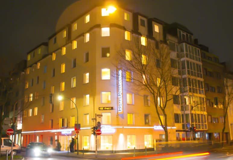Hotel Petersburg Superior, Düsseldorf, Hotelfassade