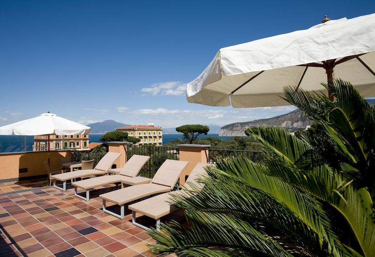 Hotel Palazzo Guardati, Sorrento, Sundeck