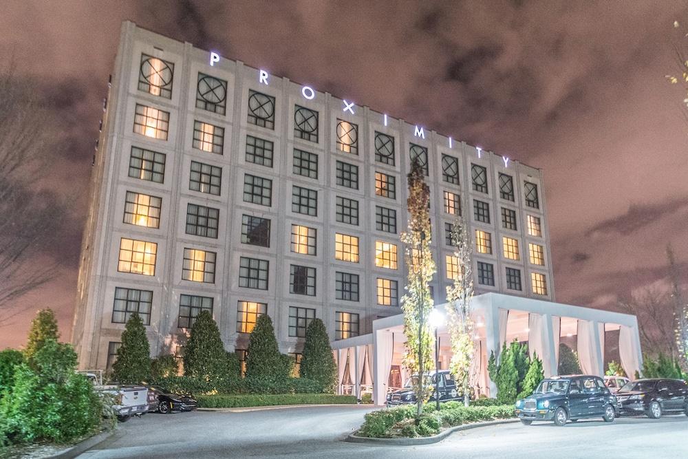 Proximity Hotel Greensboro