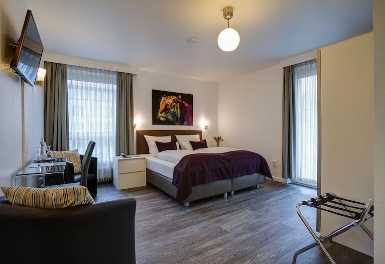 Hotel Atlanta, Hannover, Habitación doble Confort, Habitación