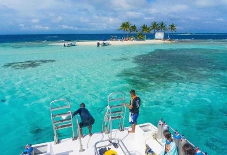 Chabil Mar Luxury Villas - Guest Exclusive Beach Resort, Пласенсія, Спорткомплекс