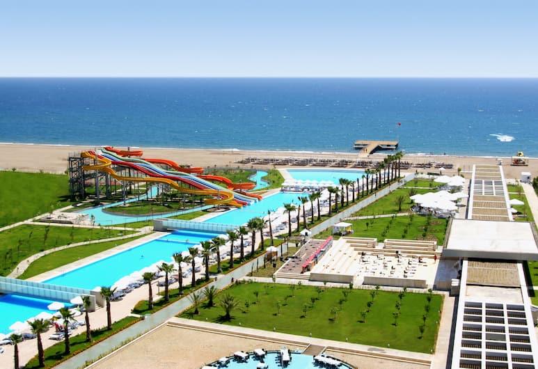 Kervansaray Kundu Beach Hotel - All Inclusive, Antalya, Außenpool