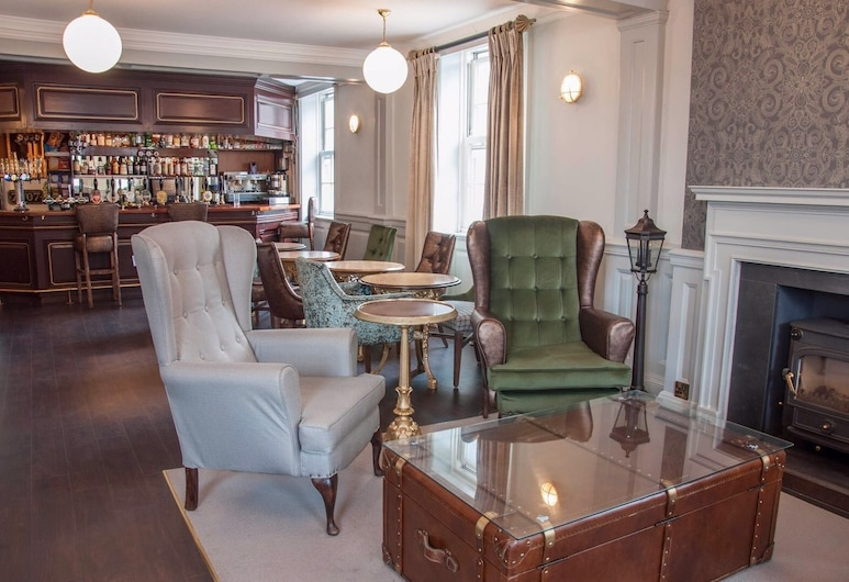 Great Western Hotel, Exeter, Lobby Sitting Area