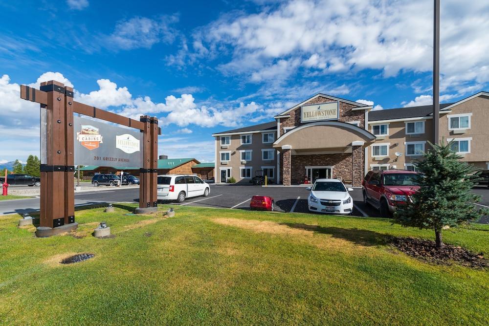 Yellowstone Park Hotel West