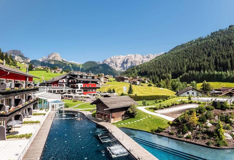 Alpenroyal Grand Hotel, Selva di Val Gardena, Välisilme