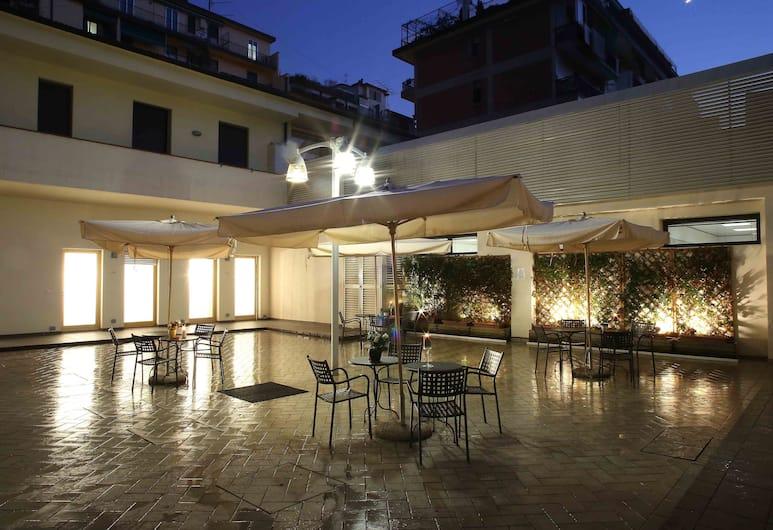 ApartHotel Quadra Key, Florencija, Terasa / vidinis kiemas