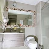 Junior-suite - 1 queensize-seng - Badeværelse
