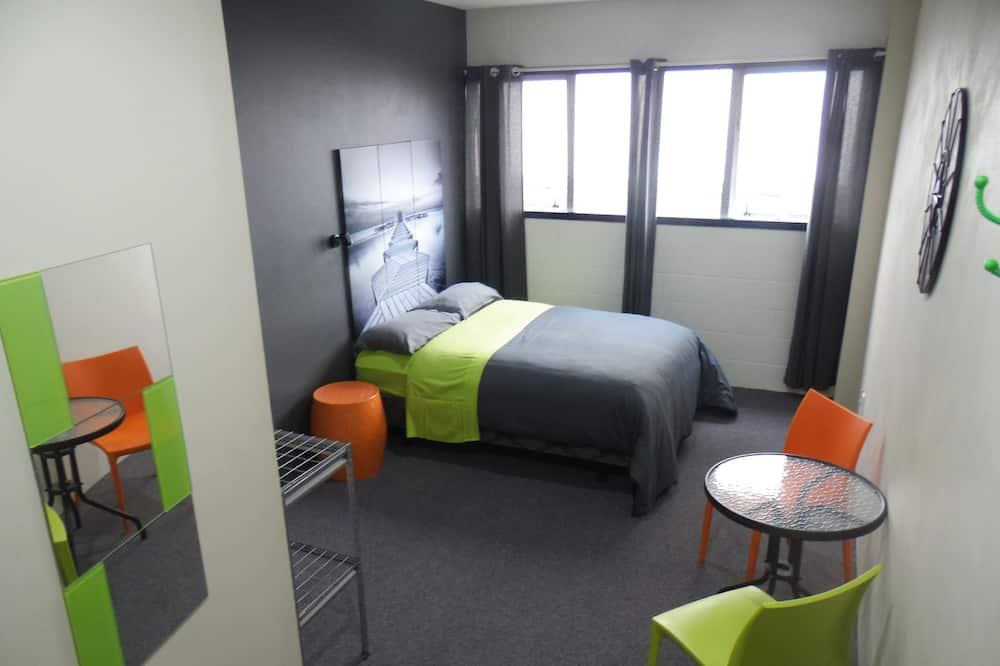 Private Ensuite Room - Living Area