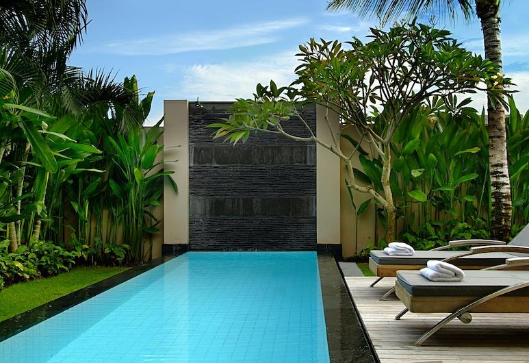 Bali Island Villas & Spa, Seminyak, Piscina externa