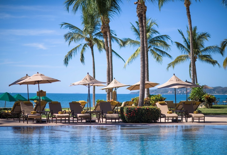 Villa La Estancia Beach Resort & Spa Riviera Nayarit, Nuevo Vallarta, Außenpool