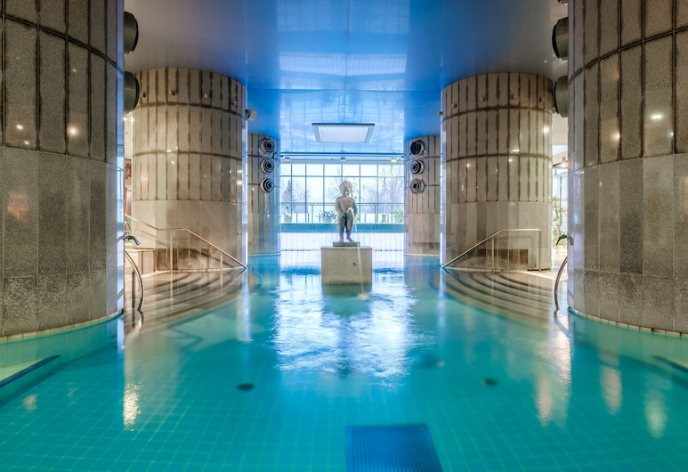 Tallink Spa and Conference Hotel, Tallinn, Indendørs pool