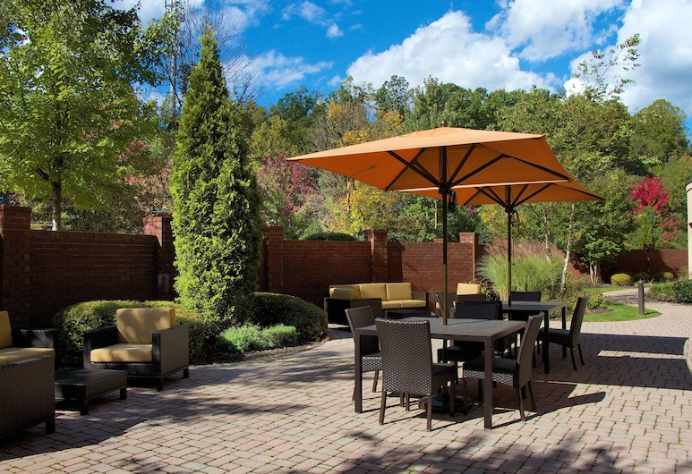 Courtyard by Marriott Blacksburg, Blacksburg, Garten