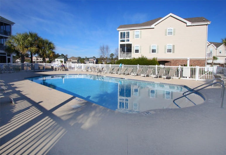 Ocean Keyes by Elliott Beach Rentals, North Myrtle Beach, Pool