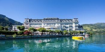 Obrázek hotelu Grand Hotel Zell Am See ve městě Zell am See