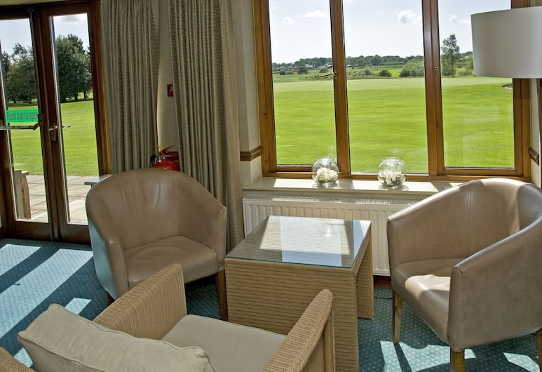 Best Western Preston Garstang Country Hotel and Golf Club, Preston, Hotel Lounge