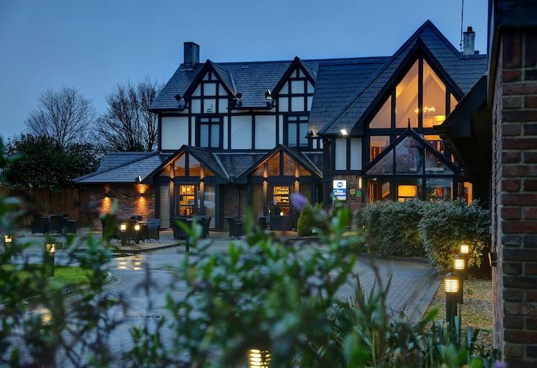 Best Western Bristol North The Gables Hotel, Wotton-under-Edge, Välisilme
