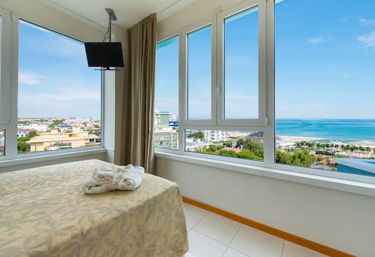 Hotel Cristallo Riccione, Riccione, Doppia Comfort, 1 camera da letto, Camera