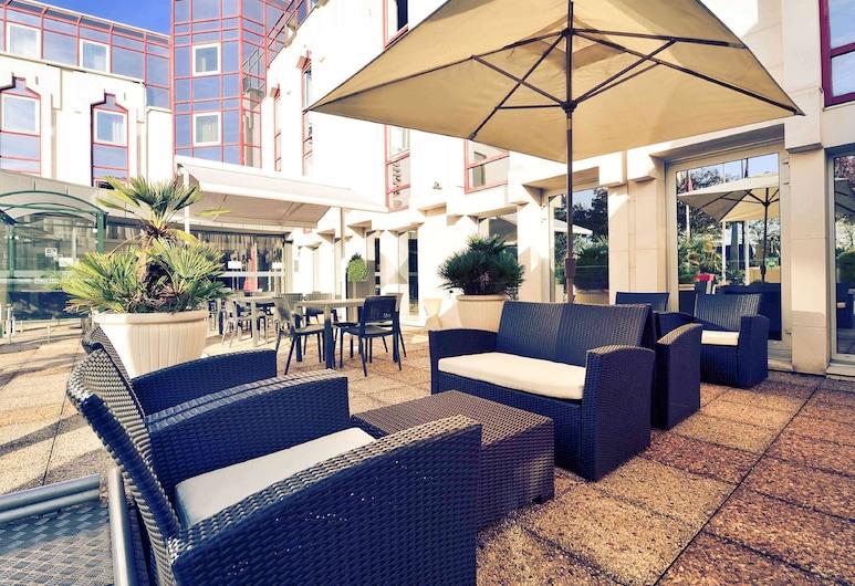Hôtel Mercure Rouen Centre Champ-de-Mars, Rouen, Terrasse/Patio