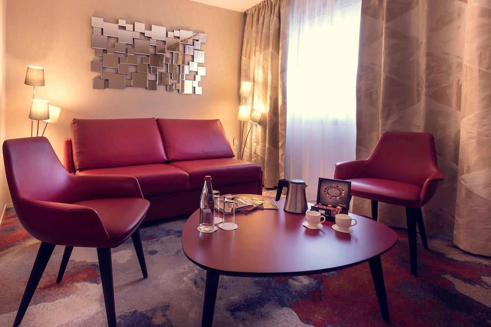 Privilege, Dobbeltrom, 1 dobbeltseng med sovesofa - Stue