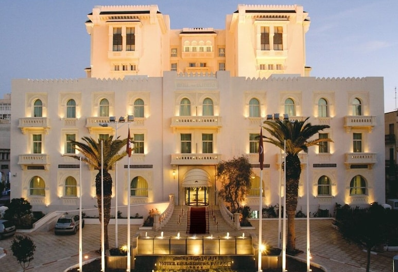 Les Oliviers Palace, Sfax