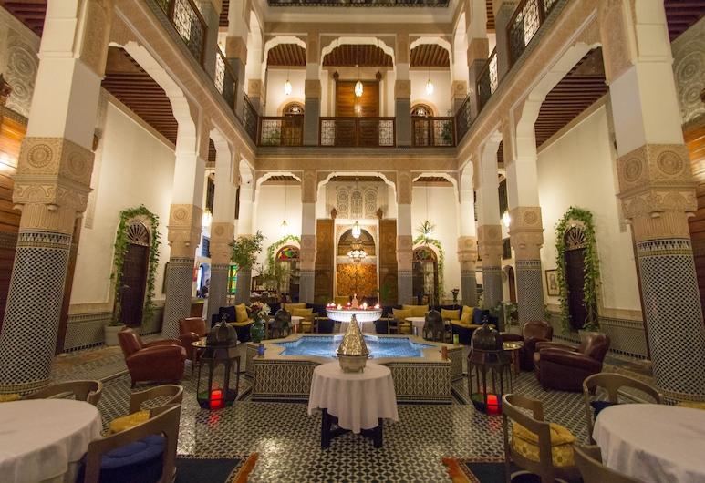 Riad Myra Hotel, Фес, Вестибюль