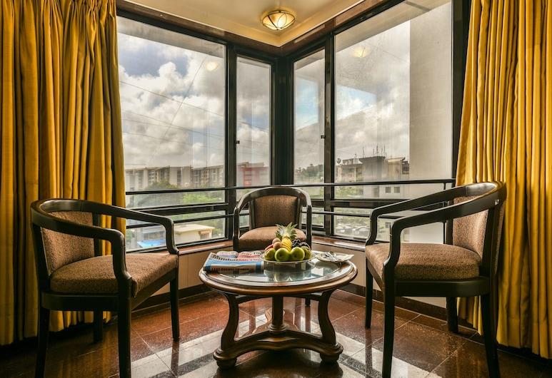 The Paradise by Tunga, Mumbai, Executive-rum, Utsikt från gästrum