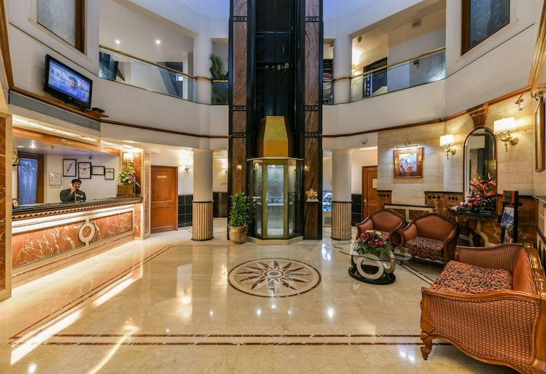 The Paradise by Tunga, Mumbai, Wejście do hotelu