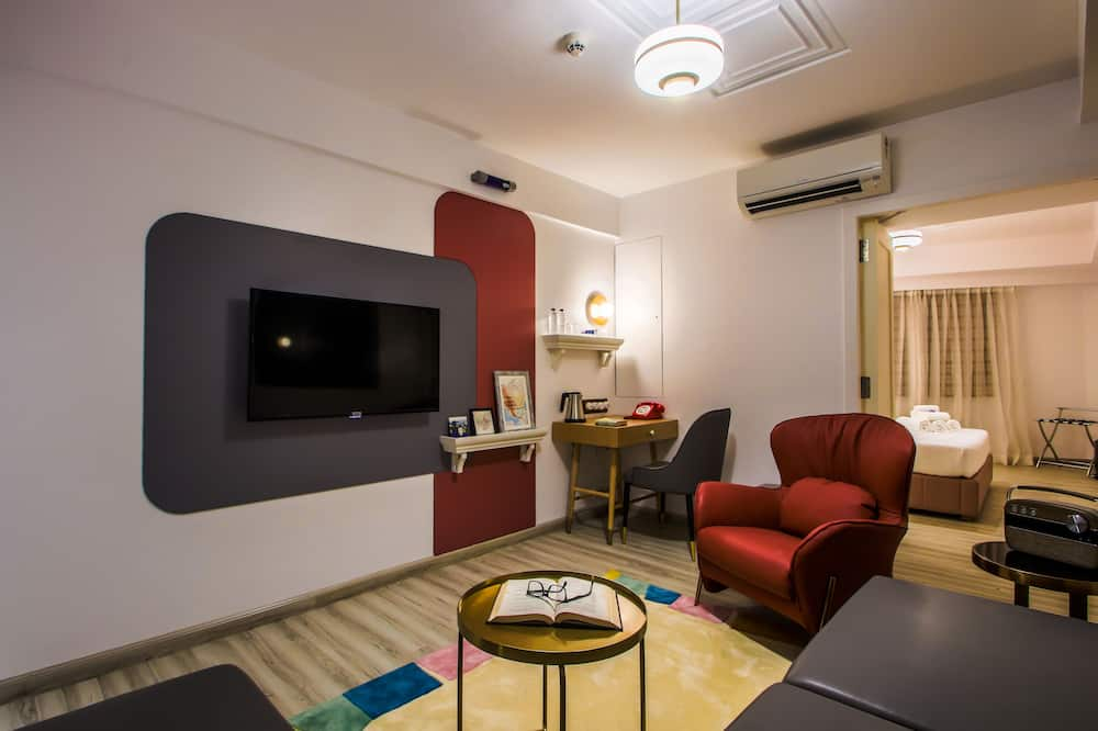 Сімейний номер - Житлова площа