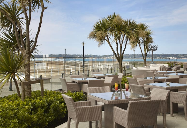 Radisson Blu Waterfront Hotel, Jersey, St. Helier, Terasa
