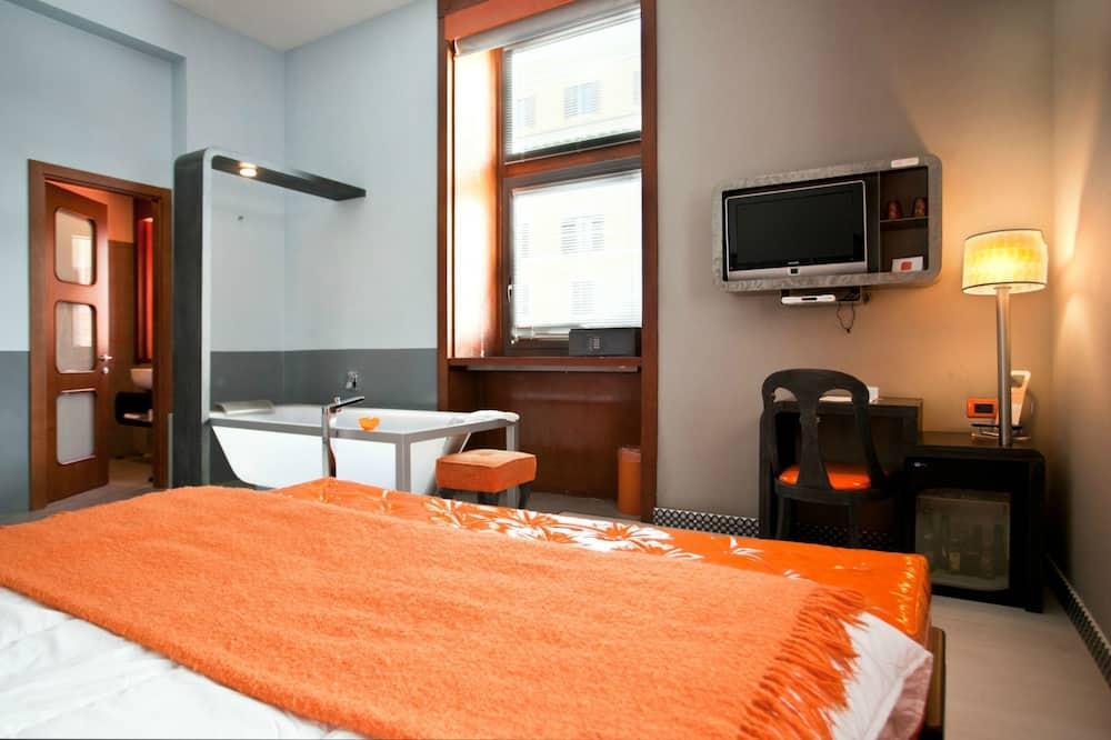 Apartament typu Junior Suite, 2 łóżka pojedyncze - Z widokiem na miasto