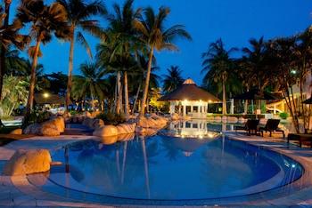 Φωτογραφία του Nexus Resort & Spa Karambunai, Κότα Κιναμπάλου