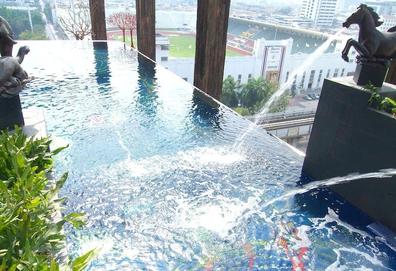 Siam@Siam Design Hotel Bangkok, Bangkok, Udendørs pool