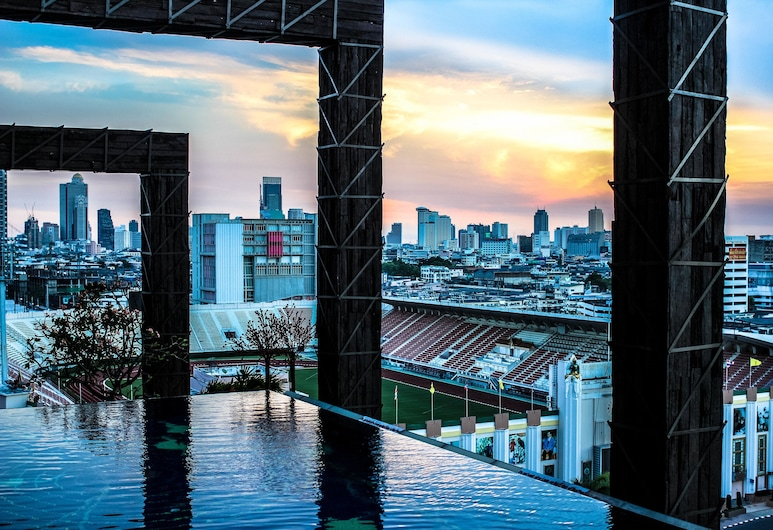 サイアム アット サイアム デザイン ホテル バンコク, バンコク, 外装