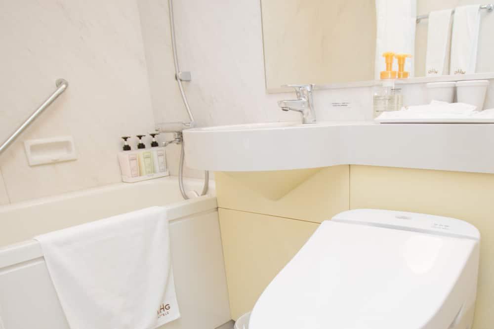 Small Double Room, Non Smoking (140cm bed) - Bathroom