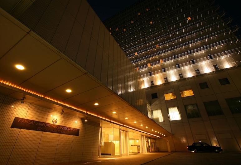 Kansai Airport Washington Hotel, Izumisano, הכניסה למלון