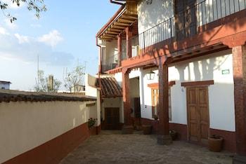 Foto van Hotel Posada La Basilica in Patzcuaro