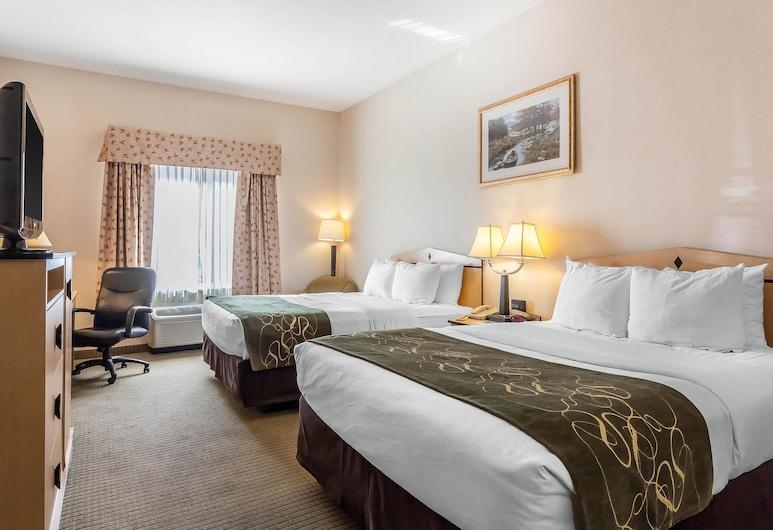 Comfort Inn & Suites Airport, Reno, Standardzimmer, 2Queen-Betten, Nichtraucher, Zimmer