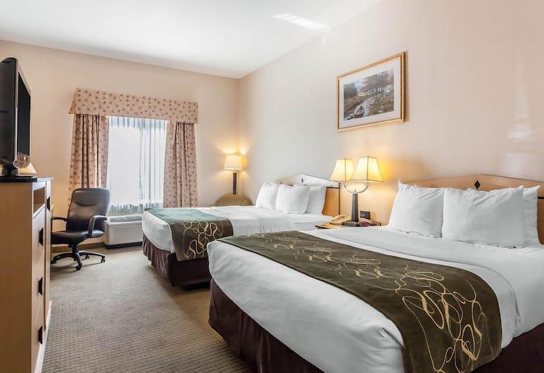 Comfort Inn & Suites Airport, Reno, Standard Oda, 2 Büyük (Queen) Boy Yatak, Sigara İçilmez, Oda