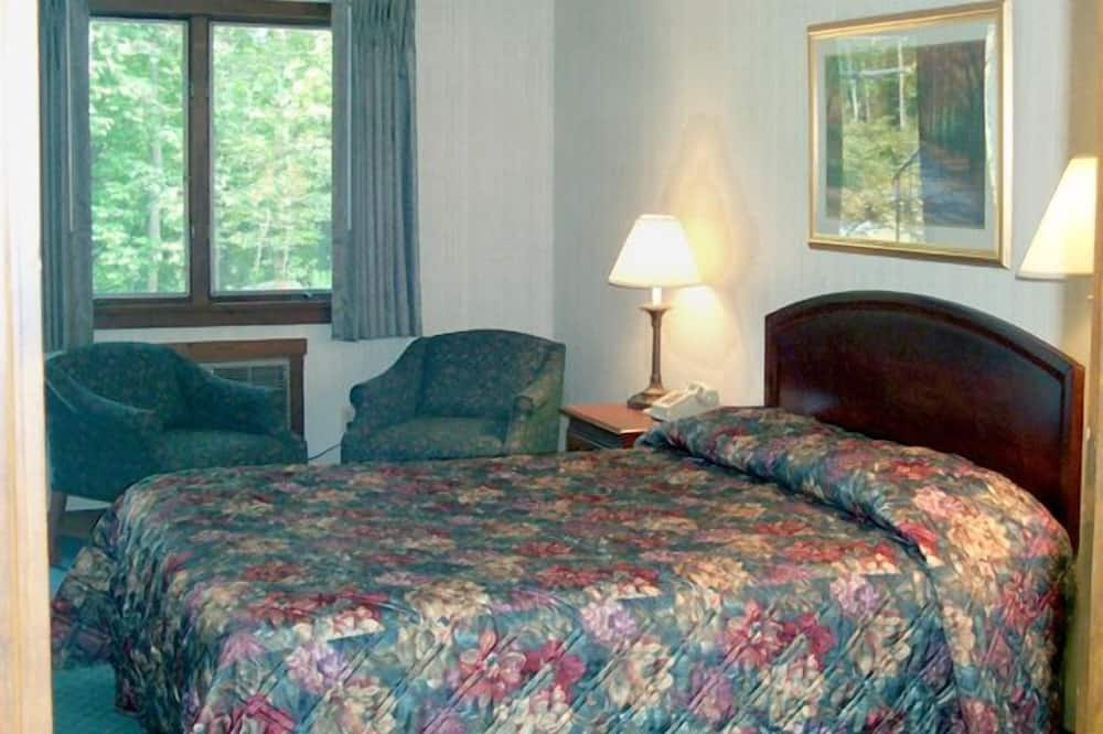 Номер «Делюкс», 1 двуспальная кровать «Квин-сайз», для некурящих - Главное изображение