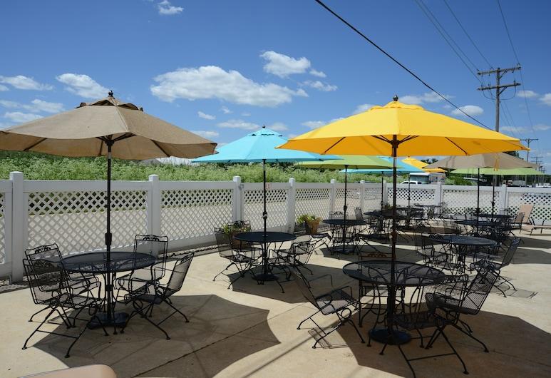 Northfield Inn, Suites & Conference Center, Springfield, Terrasse/Patio