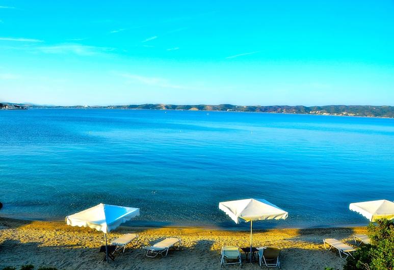 Agionissi Resort Hotel, Aristotelis, Playa