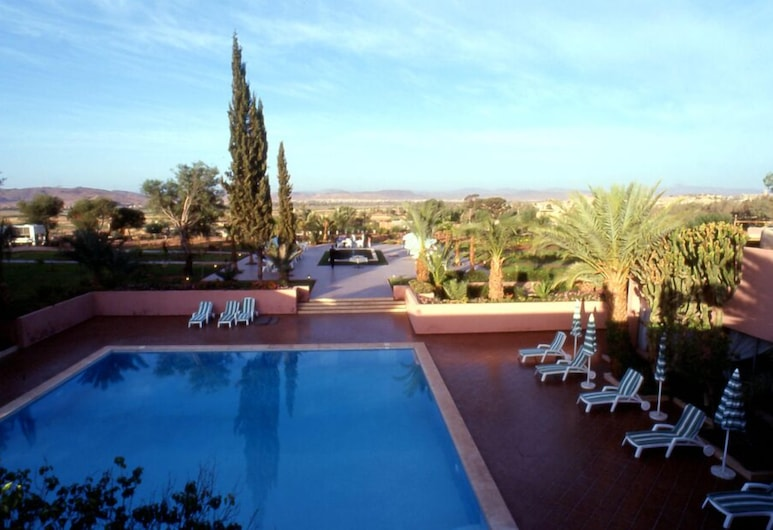 Le Zat, Ouarzazate, View from Hotel