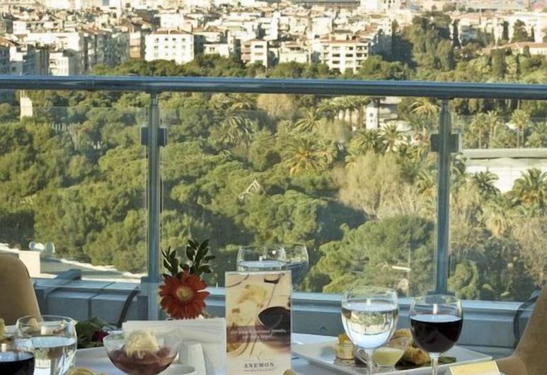 Anemon Fuar Hotel, Izmir, Outdoor Dining