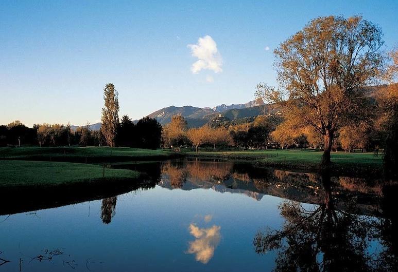 Versilia Golf Resort, Pietrasanta, Jezioro